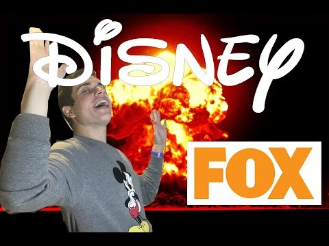 DISNEY RACHETE LA FOX !