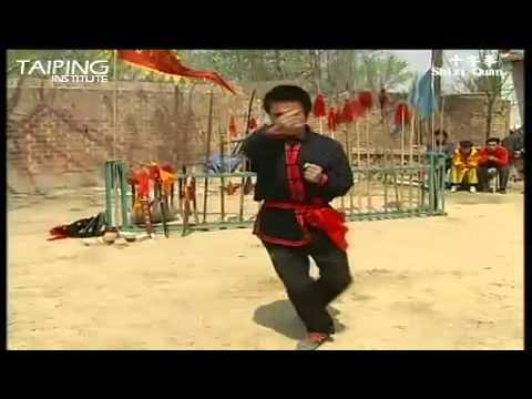 Yihe Quan - Shizi Quan [义和拳 - 十字拳]