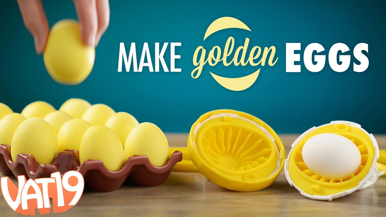 The Golden Goose Scramble Eggs From