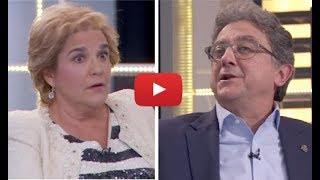 Enric Millo fulmina a la Rahola con 2 frases en TV3