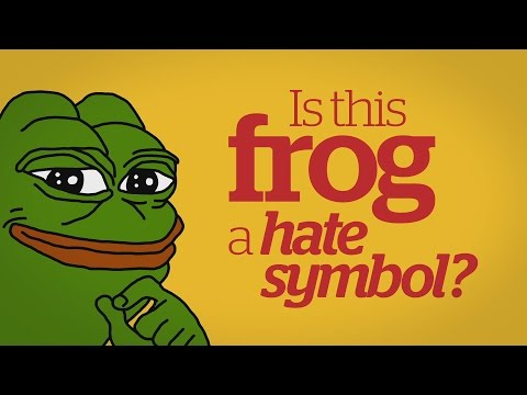 Is Pepe the Frog a hate symbol?