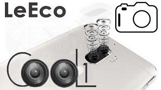 leEco COOL1 обзор ДВОЙНОЙ камеры смартфона