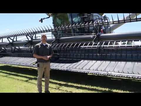 Gleaner Crop Changeover