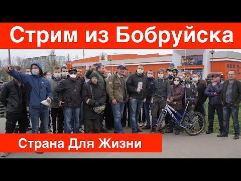 Бобруйск. Встреча с подписчиками Страна Для Жизни