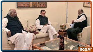 Rahul Gandhi Meets Sharad Pawar To Discuss Strategy For 2019 Lok Sabha Polls thumbnail