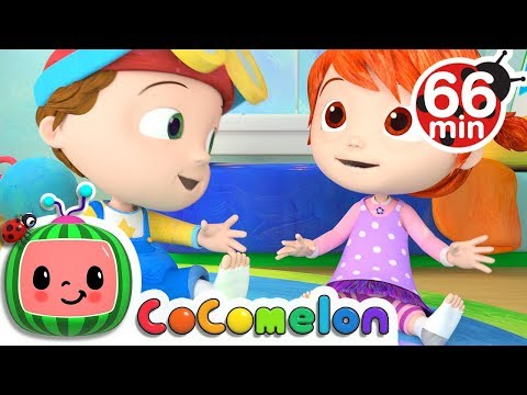 The Socks Song | + More Nursery Rhymes & Kids Songs - ABCkidTV