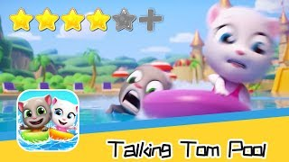 Talking Tom Pool Level 236-238 Walkthrough Let's help them! Recommend index four stars