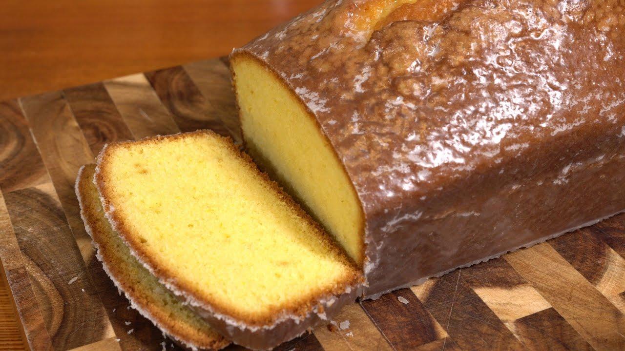 Лимонный кекс. Вкуснейшая английская выпечка. Рецепт 2019