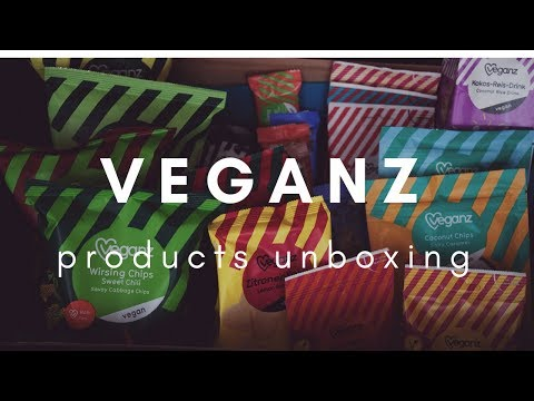 #2vegans1country | Veganz Products Unboxing