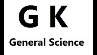 Genral Science GK in Hindi for Competitive Exams