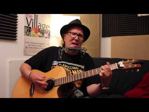 Phil Matthews a k a the Village - For I Am So Old (And I Have Seen The Sky)