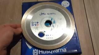 видео диск алмазный по керамике