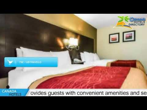 Comfort Inn Owen Sound - Owen Sound Hotels, Canada