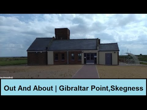 Out And About | Gibraltar Point,Skegness