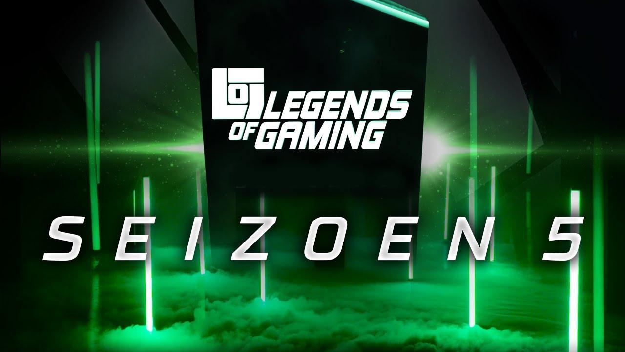 Download LEGENDS OF GAMING SEIZOEN 5 | TRAILER