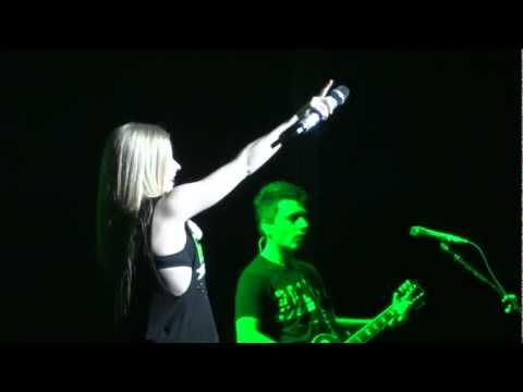 Avril Lavigne I Always Get What I Want Live Montreal Centre Bell Center 2011 HD 1080P