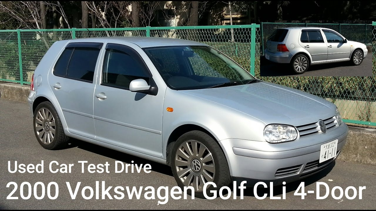8 10 15 used car test drive 2000 volkswagen golf cli 4 door audi s 1 8 liter