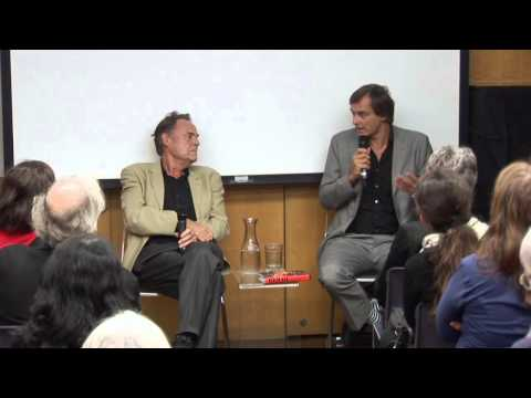 """Berlin Now"" - A Reading and Conversation with Peter Schneider and Professor Ulrich Baer"