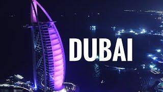 Dubai  Aerial Hyperlapse