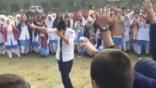 Laila Main Laila | Dance for girls | College Ground | Cant Public, Rangpur | আনন্দ উৎসব 2018