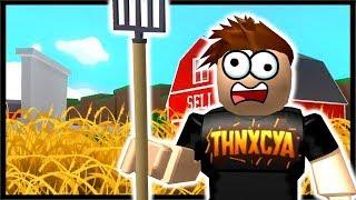 BRAND NEW ROBLOX FARMING SIMULATOR!! | Roblox Farming Simulator