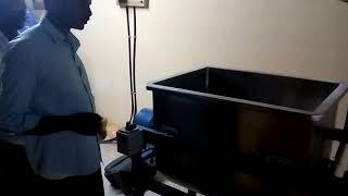 Flour Blender Machine / Ribbon Blender Machine / Flour Mixer Machine/Commercial Flour Mixing Machine