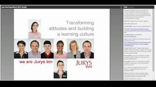 LSG Webinars: Transforming attitudes and building a learning culture