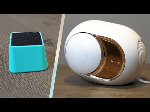 $10 VS $4000 Bluetooth Speaker?!?!