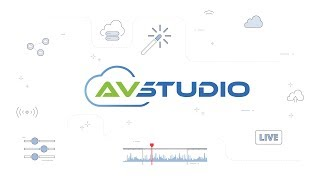 AV Studio - Cloud-Based Production