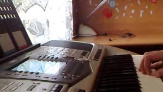 Lider - Moja gitara YAMAHA PSR 2000 ; )