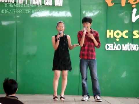 Nhớ Ơn Thầy Cô - Thanh Tú ft Anh Thùy - THPT Trần Cao Vân Quy Nhơn