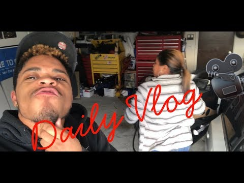 Daily Vlog | Went to Visit my mother from Wakanda