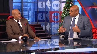Inside The NBA - The crew talks about Western Conference Playoffs picture | December 20, 2018