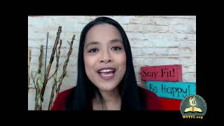 WYTV7 Body Mind Spirit New Yr Resolution Exercise Motivation with Dr. Venus Ramos