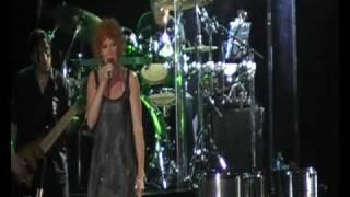 Fiorella Mannoia - Occhio non vede, cuore non duole ( Roma Gran Teatro 02/04/2009 )