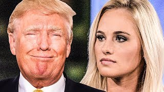 Trump Heaps Praise On Tomi Lahren As Twitter Collectively Gags thumbnail
