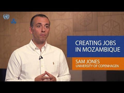 Sam Jones - Creating jobs in Mozambique