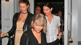 Taylor Swift, Lily Aldridge And Behati Prinsloo Hit Gracias Madre