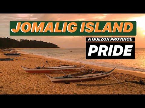 JOMALIG ISLAND THE HIDDEN GEM OF LUZON