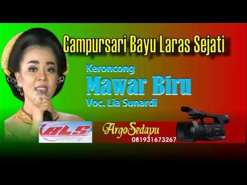 Keroncong MAWAR BIRU Campursari Bayu Laras Sejati BLS MUSIC