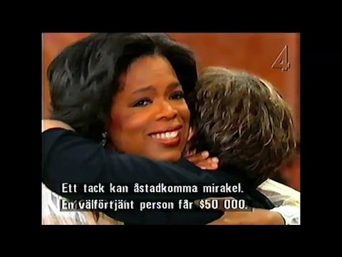 Maria Shriver on Oprah Winfrey
