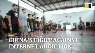 China's fight against internet addiction