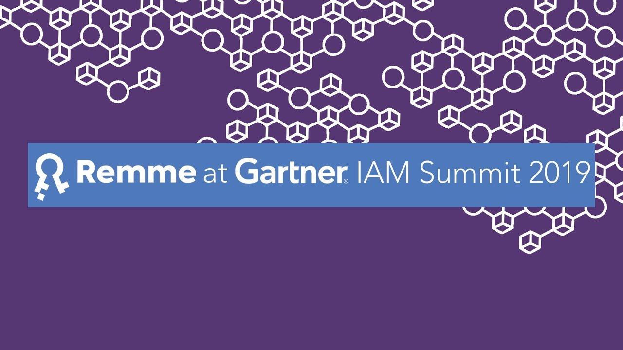 Event Recap: Gartner Identity and Access Management Summit 2019