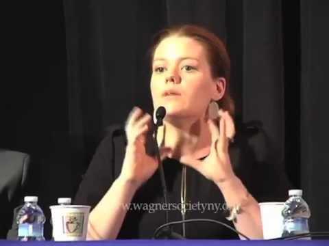 Wendy Bryn Harmer: Met Cast Roundtable, February 5, 2012
