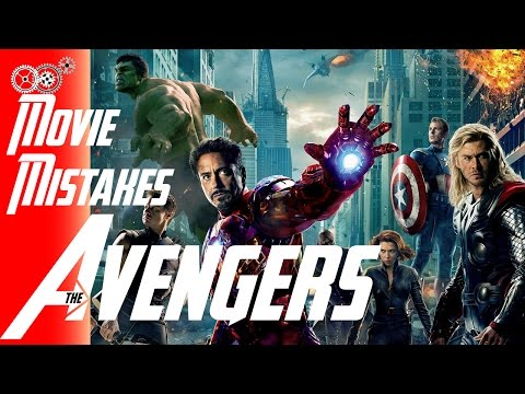 The Avengers - Movie Mistakes - MechanicalMinute