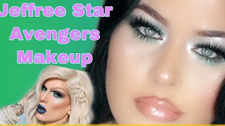 Jefrree Star Makeup Stolen +  Ulta Avengers Tutorial & Giveaway I Chit Chat GRWM