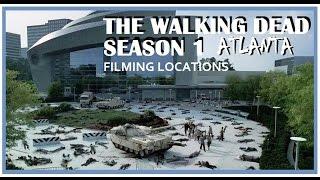 The Walking Dead | Atlanta Filming Locations | season 1