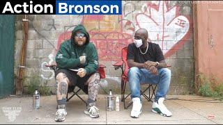 Action Bronson | Block Work | #FunkFlexFreestyle0002