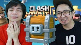 buka giant chest bersama edho zell clash royale part 6