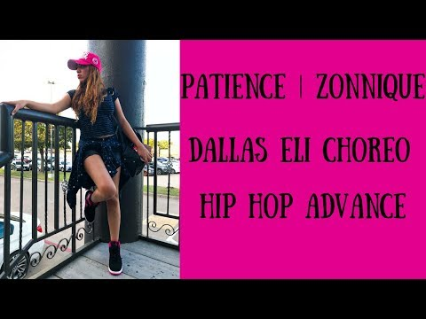 Patience | Zonnique | Dallas Eli Choreography